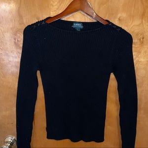 Lauren by Ralph Lauren Sweater size Medium